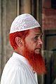 Man inside the Jama Masjid - Delhi (10067387973).jpg