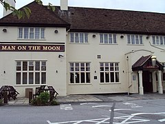 Man on the Moon, West Heath.JPG