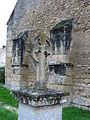 Manaurie église croix extérieure.JPG