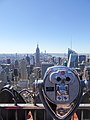 Manhattan from Top of the Rock 11 (New York) (31368420228).jpg