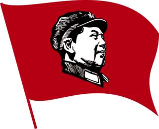 Maoist military concept of protracted, popularly supported war
