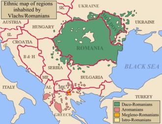 Slavic influence on Romanian - Wikipedia