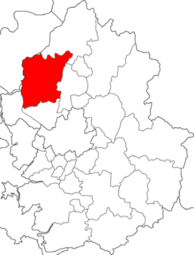 Location of Paju