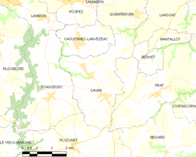 Map commune FR insee code 22034.png
