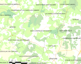 Map commune FR insee code 24391.png