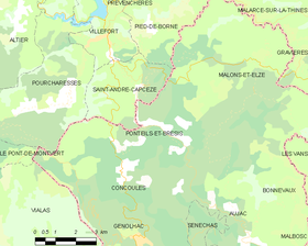 Map commune FR insee code 30201.png