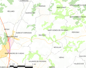 Map commune FR insee code 33495.png