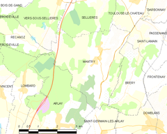 Map commune FR insee code 39310.png