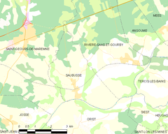 Map commune FR insee code 40293.png