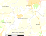 Map commune FR insee code 49072.png