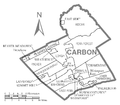 Map of Carbon County, Pennsylvania.png