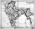 Map of the Indian Empire. Wellcome M0001254.jpg