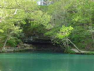 Maramec Spring spring in Phelps County, United States of America
