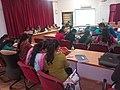 Marathi Wikipedia workshop in Goa University (Jan19)1.jpg