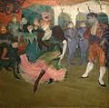 Marcelle Lender dansant le boléro dans Chilpéric - Henri de Toulouse-Lautrec.jpg