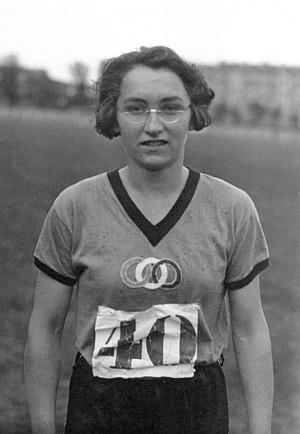Marguerite Radideau - Radideau in 1930