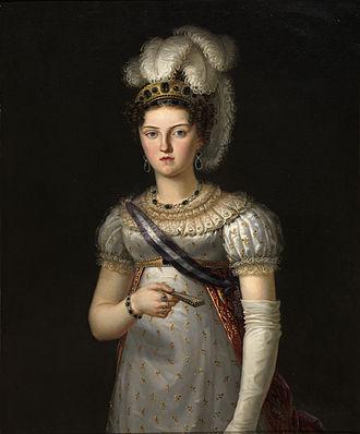 Maria Josepha Amalia of Saxony - Image: Maria Josepha of Saxony