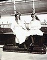 Maria and Anastasia aboard the Standart.jpg