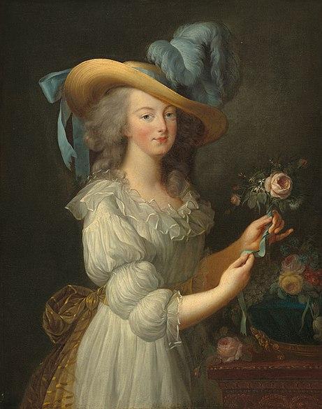 Archivo:Marie Antoinette in Muslin dress.jpg