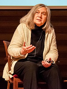 Robinson at the 2012 Festival of Faith and Writing at Calvin College