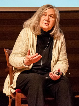 Marilynne Robinson - Marilynne Robinson at the 2012 Festival of Faith and Writing at Calvin College.