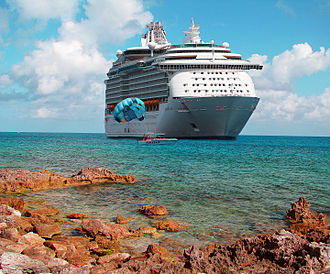 MS Mariner of the Seas - Image: Mariner of the Seas in the Caribbean