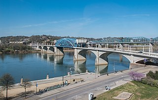 Tennessee River River in the southeastern United States