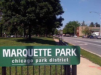 Marquette Park (Chicago) - Marquette Park, Chicago, Illinois