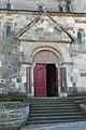 Marsal (Moselle) Église Saint-Léger Portail 528.jpg
