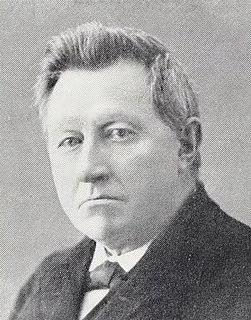 Martin Olsen Nalum Norwegian politician
