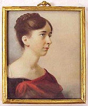 Anson Dickinson - Image: Mary Ann Walker Dickinson