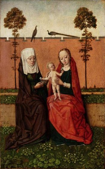 Master of the Tiburtine Sibyl Princeton