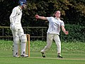 Matching Green CC v. Bishop's Stortford CC at Matching Green, Essex, England 05.jpg