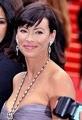 Mathilda May, Cannes 2010