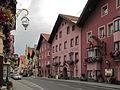 Matrei am Brenner, straatzicht Brennerstrasse 2012-08-10 11.53.jpg