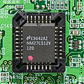 Matsushita-Kotobuki Electronics Industries CR-507-C - controller - National Semiconductor NM27C512V-0163.jpg