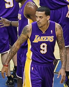 Image illustrative de l'article Matt Barnes (basket-ball)