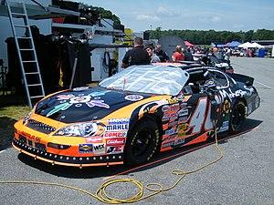 Matt Kobyluck - Kobyluck's 2009 car