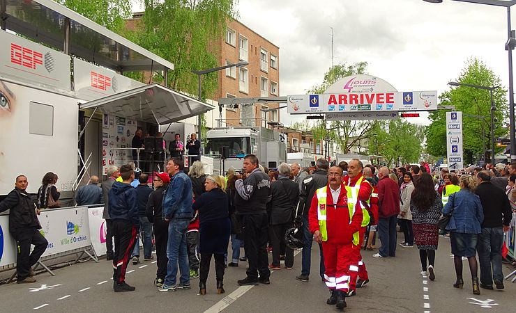 Maubeuge - Quatre jours de Dunkerque, étape 2, 7 mai 2015, arrivée (B68).JPG