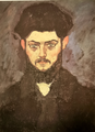 Maurice Drouard by Modigliani 1909.png