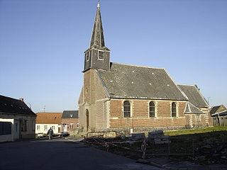 Maurois Commune in Hauts-de-France, France