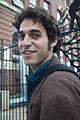 Max Klein in Boston near Simmons College.jpg