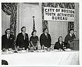 Mayor John F. Collins at the Men of the Future dinner (13560813475).jpg