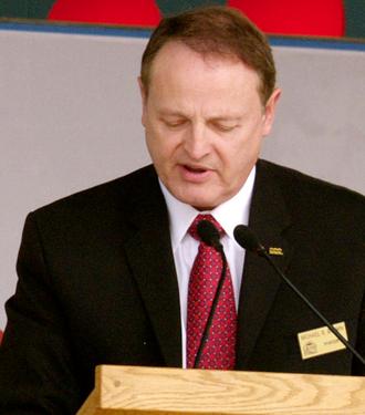 Michael Brown (mayor) - Brown in 2007