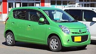 Mazda Carol Kei car