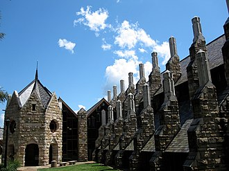 Sewanee: The University of the South - McClurg Hall
