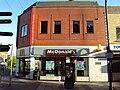 McDonalds restaurant, Grange Road, Birkenhead.JPG