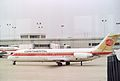 McDonnell Douglas DC-9-32 N523NY Continental Airlines, Indianapolis - USA, August 1990. (5722065029).jpg