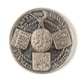 Medalj av silver, 1780 - Skoklosters slott - 109478.tif