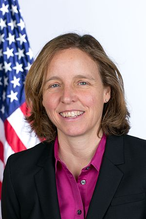 Chief Technology Officer of the United States - Image: Megan Smith official portrait